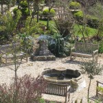 Peace Garden at Buddhist Centre Hove