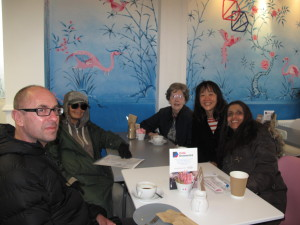March 2017 coffee and chat